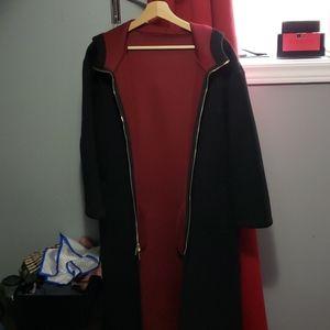 Thom Browne Oversized Hooded Robe